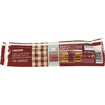 Eroski Morcilla de arroz 265 g