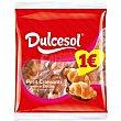 Petit Croissants de cacao Paquete 165 g Dulcesol