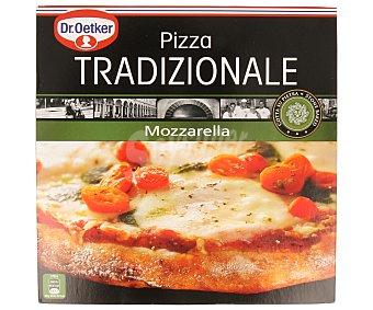 Tradizionale Dr. Oetker Pizza de mozzarella Caja 360 g