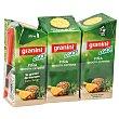 Néctar de piña Pack de 3 briks x 20 cl Granini