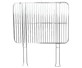 Legrand Parrilla de acero cromado 51X38cm