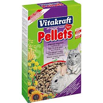 Vitakraft Pellets menú para chinchillas paquete 1 kg Paquete 1 kg