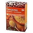 Sémola de couscous con especias 500 g Carrefour