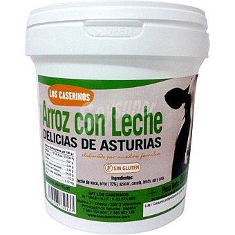 LOS CASERINOS Arroz con leche envase de 800 g