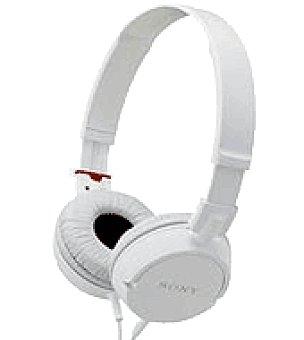 Sony Auriculares MDRZX100W blancos sony