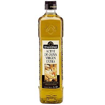 OLEOESTEPA Aceite de oliva virgen extra botella 1 litro