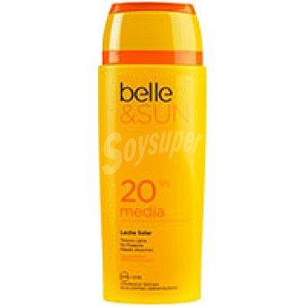 SUN Leche solar F20 belle & Bote 400 ml