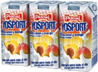 Pascual Yosport meloc-mango 3 UNI
