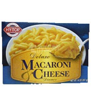 Hy.Top Macarrones con queso Deluxe 397 g