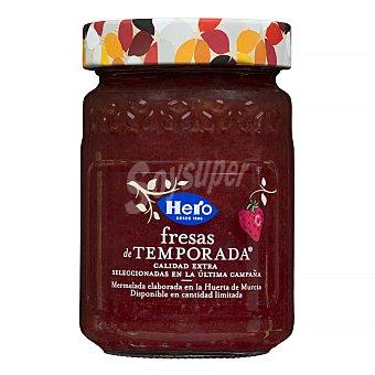 Hero Mermelada de fresa de temporada Tarro 350 g