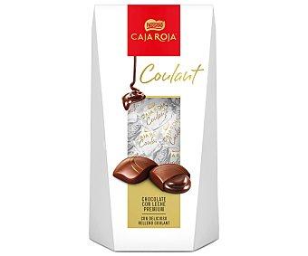Nestlé Bombones coulant con leche,, 142gr 142g