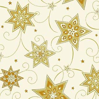 Papstar Servilletas Just Stars color crema 3 capas Paquete 20 unidades