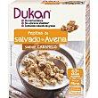 pepitas de salvado de avena sabor caramelo sin azúcares añadidos  envase 350 g Dieta Dunkan