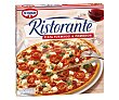 Pizza con queso y tomate  Estuche 355 g Ristorante Dr. Oetker