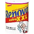 Papel de cocina maxi absorción extra XXL 2 capas Envase 1 rollo Renova