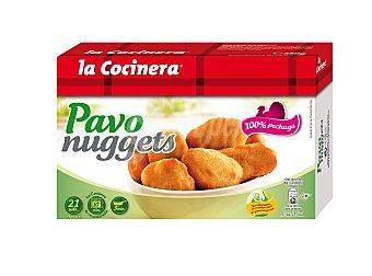 LA COCINERA nuggets de pavo  estuche 350 g