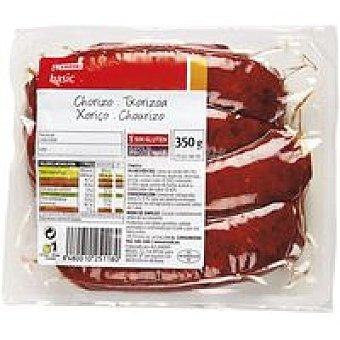 Eroski Basic Chorizo fresco Bandeja 350 g