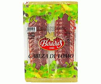 Boadas Cabecero de Lomo Bipack 2x50g