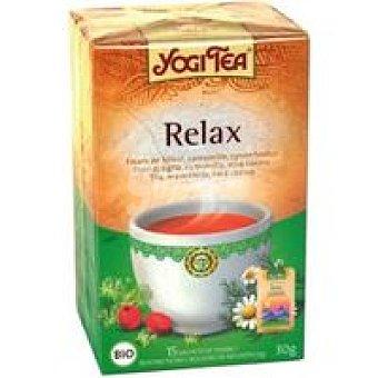 Yogi Tea Infusión relajación Caja 30 g