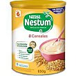 Papilla 8 cereales lata 650 g Nestum Nestlé