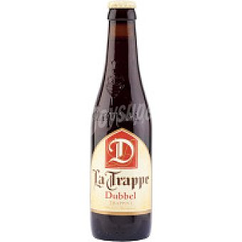 TRAPPE Dubble Cerveza Botellín 33 cl