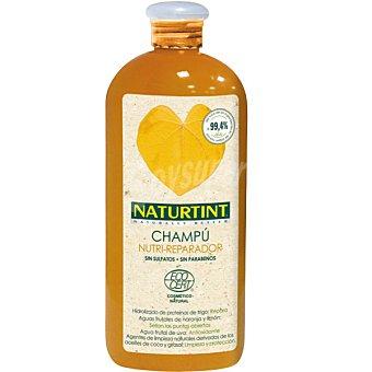 Naturtint Champú nutri-reparador ecológico para cabello seco  frasco 330 ml