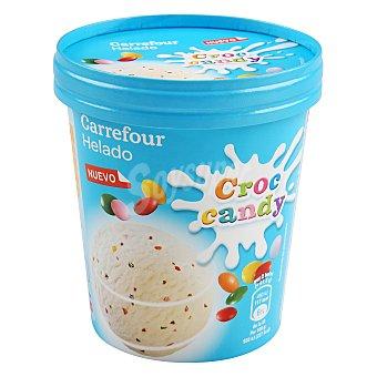 Carrefour Tarrina de helado Croc Candy 258 g