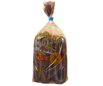 Productos pichote Rosquillas con chocolate producto pichote 250 gr
