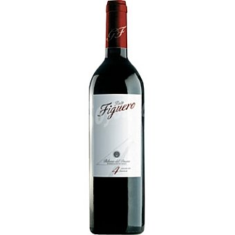 FIGUERO Vino tinto roble 4 meses en barrica D.O. Ribera del Duero Botella 75 cl
