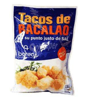 Barea Tacos de bacalao 250 g