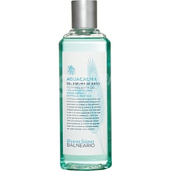 ALVAREZ GOMEZ BALNEARIO gel de baño Aguacalma Envase 300 ml