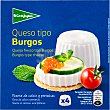 Queso fresco natural Pack 4 envases 62,60 g Aliada