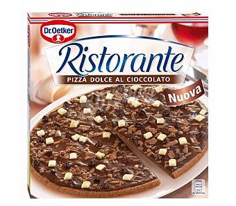 Pizza dolce al cioccolato ristorante 300 GRS