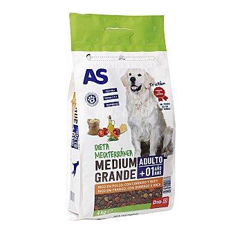 AS Alimento para perros Bolsa de 4 kg