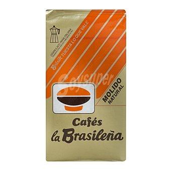 la Brasileña Café molido natural italiana 250 g