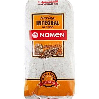 Nomen Harina integral de trigo Paquete 1 kg