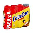Batido chocolate energy Botellin pack 4 x 188 ml - 752 ml Cola Cao