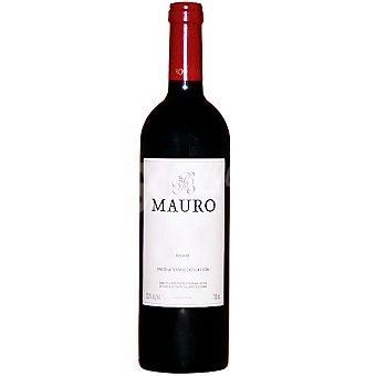 Mauro Vino tinto con crianza cosecha 2009 de la Tierra de Castilla y León Botella 75 cl
