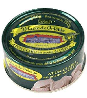 Palacio de Oriente Atún claro en aceite de oliva 190 g