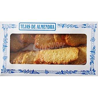 Dulces Santa Clara Tejas de almendra Envase 250 g
