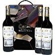 Vino tinto reserva D.O. Rioja estuche de cartón 3 botellas 75 cl Marqués de Riscal
