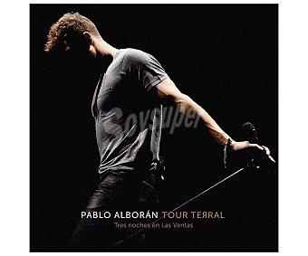 Pop-rock nacional Pablo Alborán, t.terral