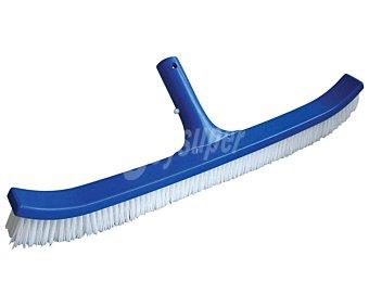 Kokido Cepillo limpia piscinas con cuerpo de plástico de 45 centímetros, fabricado en ABS de gran resistencia, cerdas de nylon y soporte de plástico 1 unidad