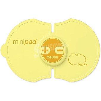 BEURER EM-10 TENS Electroestimulador mini amarillo
