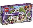 Juego de construcciones con 378 piezas Café del arte de Emma, Friends 41336 lego  LEGO Friends