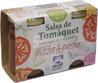Tomate g.montseny esp.pizza 2X 200 GRS
