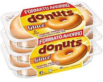 Donuts Donuts glaseado  6 unidades (288 g)