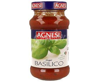 Agnesi Salsa de tomate con albahaca 400 gramos