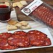 Chorizo extra a la pimienta Anchete Envase 150 g Solá