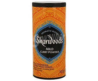 SHARWOOD´S Curry suave en polvo 102 g